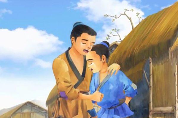 三字经(十三)- 趙孝爭死