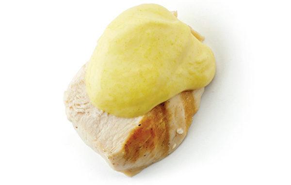 减重食谱 - 鸡胸肉芥末