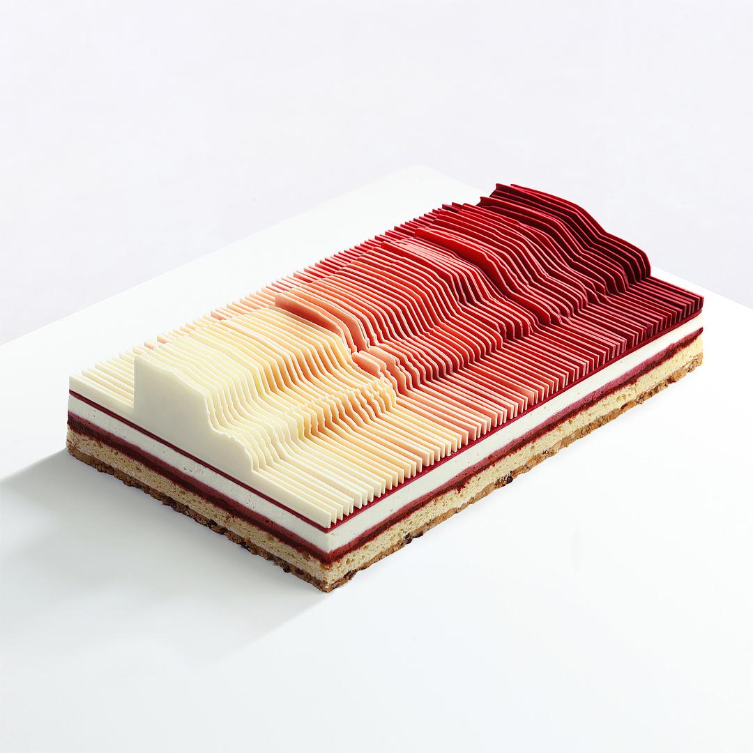 几何图形精致蛋糕 - 7