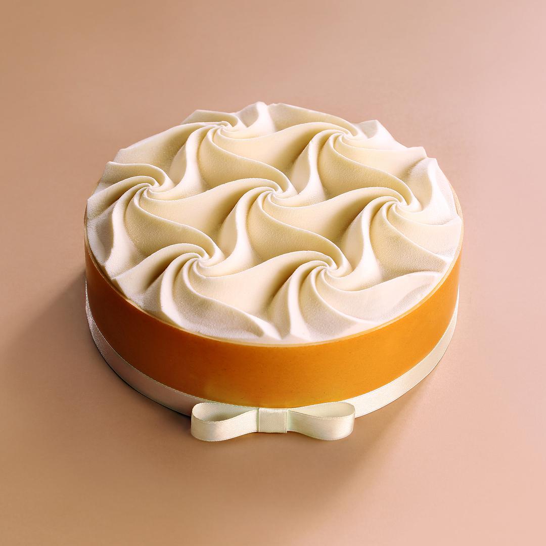 几何形精致蛋糕 - 4