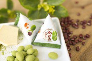日本小吃-抹茶豆
