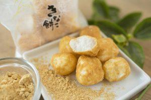 日本小吃-麻薯