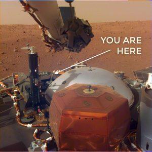 火星的声音 - 含240万人名字的芯片