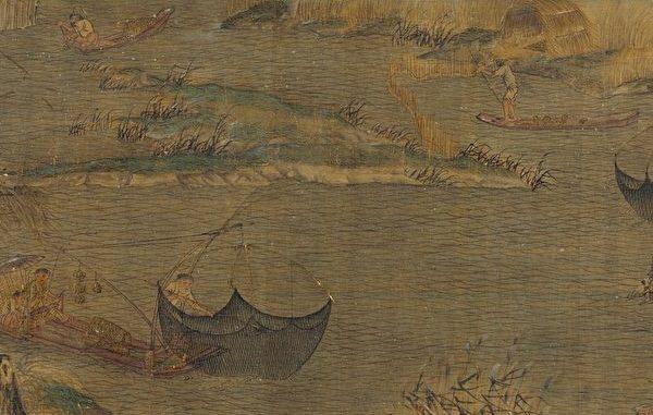 兄弟二人靠鱼塘增加收入