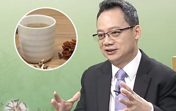 茶饮防中风