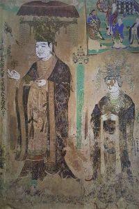 福德 千古佛音-敦煌莫高窟第98窟五代壁画
