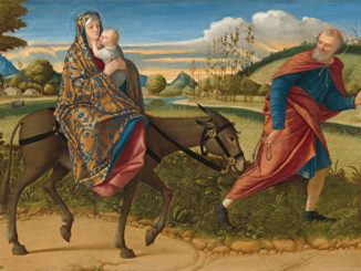 神的使者 耶稣诞生