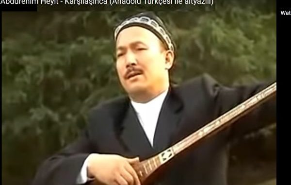 维吾尔音乐家