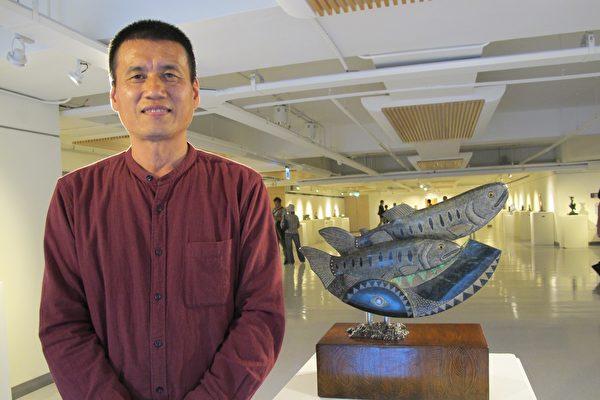 石雕艺术家郑文裕