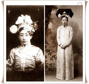 清朝的贵族女