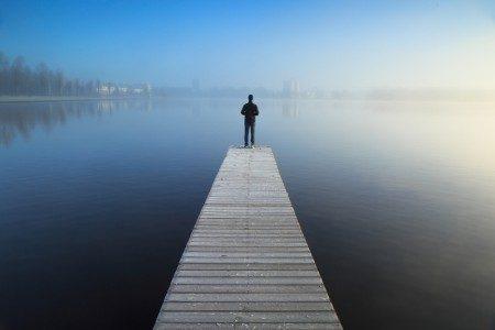 烦恼的根源其实并不是某件事情造成的,而是由自己的心态造成的。(fotolia)