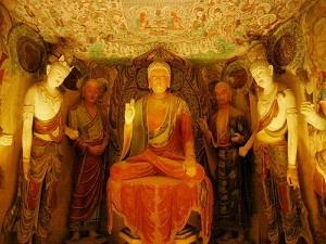 释迦牟尼塑像