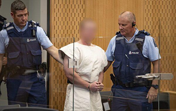 新西兰枪击案