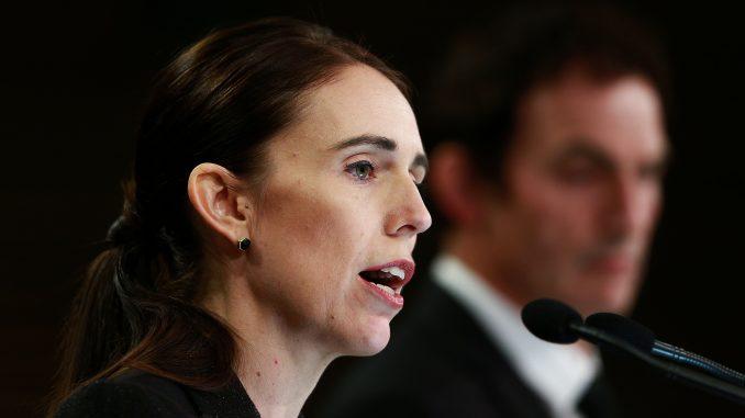 新西兰恐怖袭击