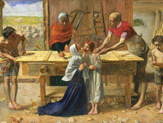 耶稣在父母家