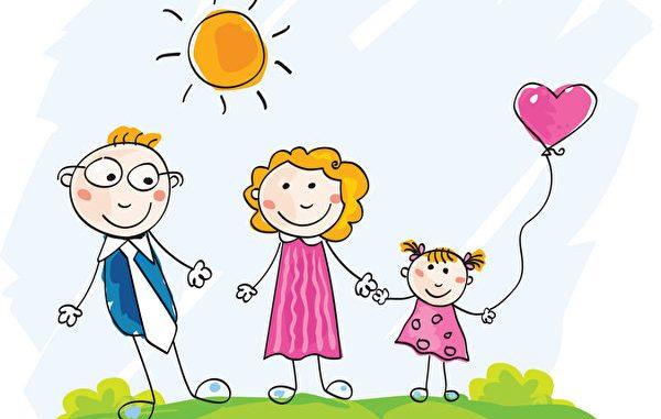 从小孩行为看父母身教