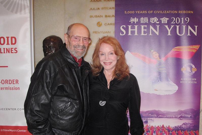 神韵洛杉矶Sondra Currie和Alan J. Levi