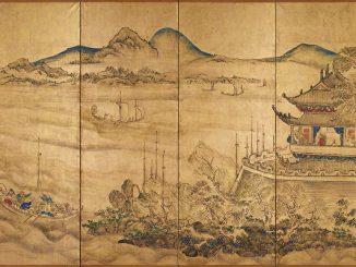 岳阳楼景观