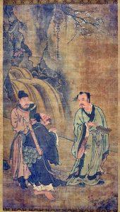 八仙中的-曹国舅和张果老