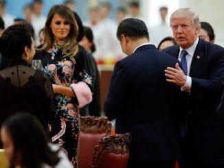 特朗普,中美关系