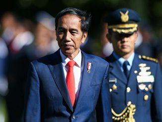 印尼大选,一带一路