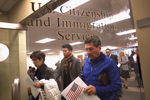 美国移民政策,美国签证