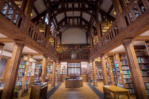哈佛大学图书馆