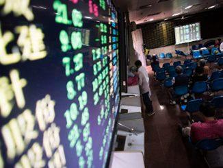 大陆股市,A股,贸易战