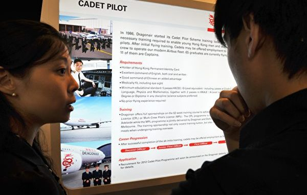 USAG,中国飞行员