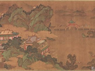 蓬莱宫阙图