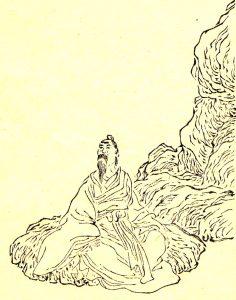 黄石-公像