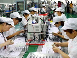 贸易战让中国产能移出