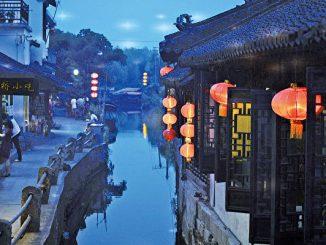 中华记忆中的江南,那里芳草鲜美,而景美人更美。(Pixabay)