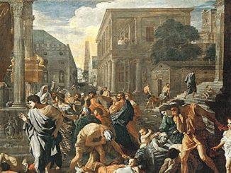 阿什杜德的瘟疫-法国