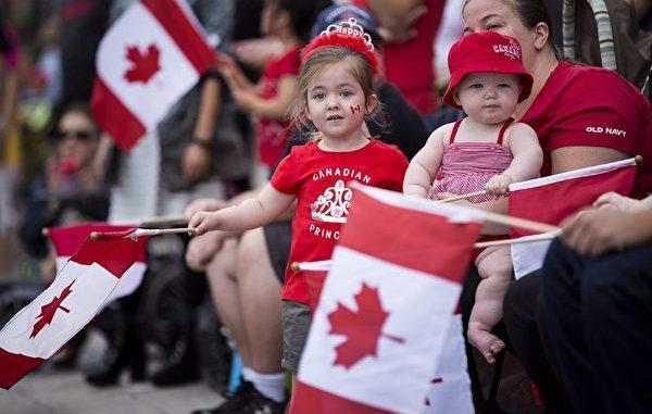 7月1日加拿大国庆-加拿大152岁
