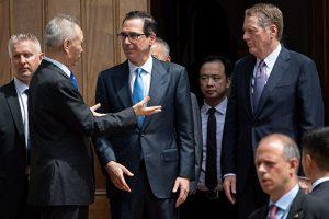 US-China trade talks resume