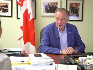 前加拿大环境部长肯特