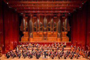 神韵交响乐团,巡回演出,台湾巡演