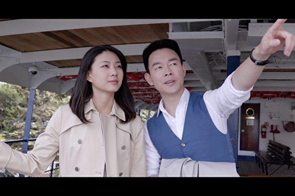归途, 姜光宇, 魏德圣, 新世纪影视基地, 法轮大法