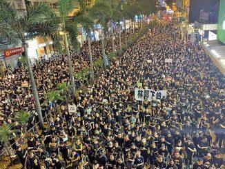 香港, 反送中, 中共, 胡锡进, 遭炮轰