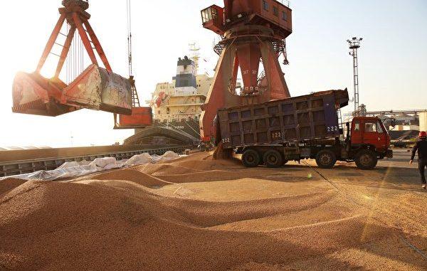 中美贸易战, 贸易战, 美国农产品, 关税