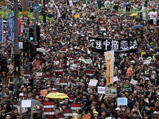 时代, 最具影响力人物, 网路, 反送中, 香港