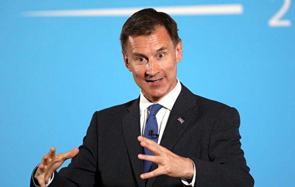 英国外交大臣, 亨特, 香港七一, 反送中, 中英联合声明