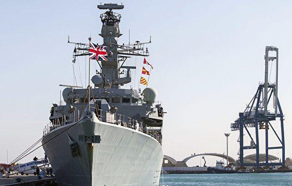 伊朗, 英国, 海军, 霍尔木兹海峡, 油轮