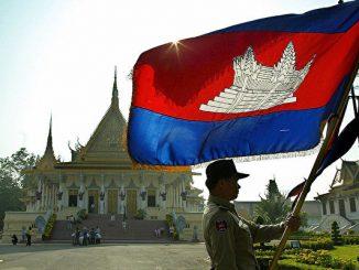柬埔寨, 中共, 泰国湾, 军事基地, 澳洲