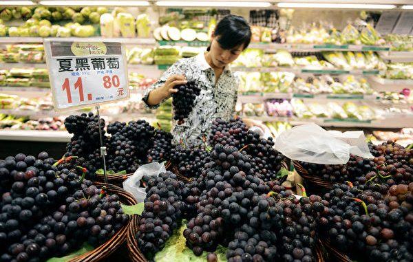 水果, 价格, 暴涨, 吃不起, 中国CPI