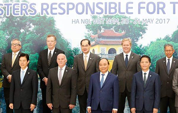 VIETNAM-APEC-TRADE-MINISTERS