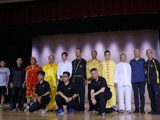 全世界华人武术大赛, 李有甫, 洛杉矶, 新唐人电视台