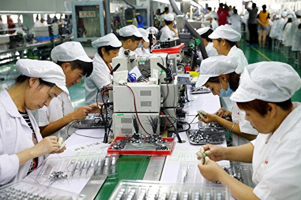 贸易战, 供应链转移, 生产线, 世界工厂