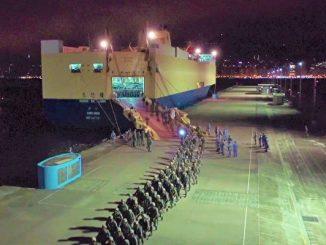 军队入港, 反送中, 吴明德, 紧急法, 香港局势